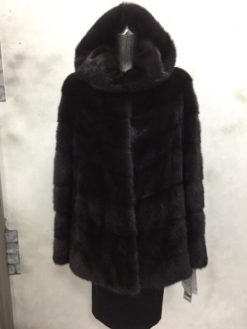 куртка из меха норки. 94