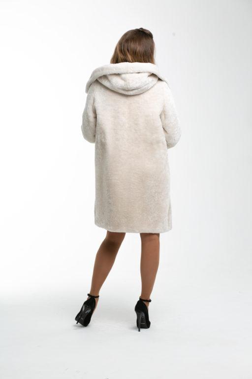 Шуба Овчина . Мутон.  # 016