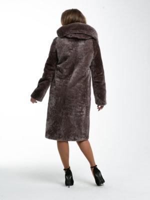 Шуба Овчина. Мутон.  # 021